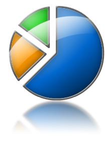Pie Chart Icon