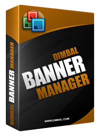 Dimbal Banner Manager